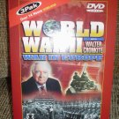 WORLD WAR II WITH WALTER CRONKITE: WAR IN EUROPE - DVD BOX SET - LIKE NEW!