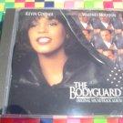 THE BODYGUARD: ORIGINAL SOUNDTRACK ALBUM CD by WHITNEY HOUSTON - LIKE NEW!