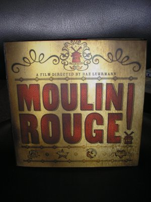 Moulin Rouge:The Splendid Illustrated Book That Charts the Journey of Baz Luhrmann's Motion Picture!