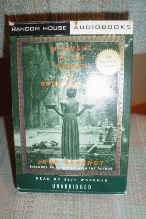 Midnight in the garden of good and evil cassette audio - Midnight in the garden of good and evil book ...