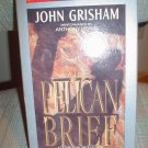 THE PELICAN BRIEF CASSETTE AUDIO BOOK by JOHN GRISHAM - PERFORMED by ANTHONY HEALD!