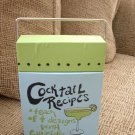 COCKTAIL RECIPE NOTE CARDS by PEPPER POT - NEW!