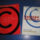 SET OF 2 COPYRIGHT BOOKS - ALL THE INFORMATION YOU NEED TO GET IT DONE - BRAND NEW!!