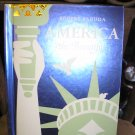 AMERICA THE BEAUTIFUL: A POP-UP BOOK [Hardcover] illustrated by Robert Sabuda!