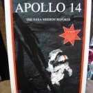 APOLLO 14: THE NASA MISSION REPORTS: APOGEE BOOKS SPACE SERIES 14 BOOK & CD ROM!
