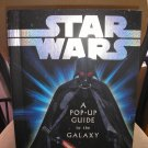 STAR WARS:A POP-UP GUIDE TO THE GALAXY - 3D MOVABLE JOURNEY - LASERS LIGHT UP - NEW/OLD STOCK!