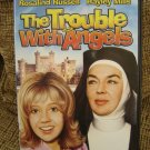 THE TROUBLE WITH ANGELS DVD starring Rosalind Russell, Hayley Mills, Binnie Barnes, Gypsy Rose Lee!