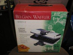 VILLAWARE 3300 PROFESSIONAL SERIES II BELGIAN WAFFLER!
