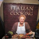 ITALIAN IMMIGRANT COOKING Hardcover Cookbook by Elodia Rigante in EXCELLENT CONDITION!!