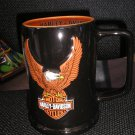 "HARLEY DAVIDSON ""EAGLE"" TANKARD~MUG~STEIN from 2002 - OFFICIAL LICENSED PRODUCT - NICE ONE!"