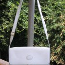 GUCCI Purse WHITE GG SIGNATURE PATTERN - AUTHENTIC!