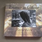 WOMEN IN CHANT - RECORDARE - AUDIO CD from the BENEDICTINE NUNS OF THE ABBEY OF REGINA LAUDIS!