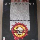 GUNS N' ROSES ANTHOLOGY (Tablature Included) Paperback - 21 CLASSIC SONGS!