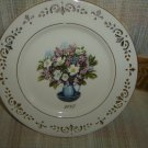 LENOX COLONIAL BOUQUET - GEORGIA THE THIRTEENTH STATE COLLECTOR PLATE 2007- with Tag, No Box!