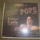 TOP POPS VOLUME 2 45 RPM - 2 RECORD SET- FRANKIE CARLE -  WOW!