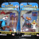 SYLVESTER & DAFFY DUCK - The Scarlet Pumpernickel from Looney Tunes by DC Direct!