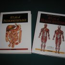 ATLAS OF HUMAN ANATOMY & ATLAS OF PATHOPHYSIOLOGY Hardcover books by Lippincott Williams & Wilkins!