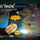 K'NEX MOTORIZED MADNESS BALL MACHINE - OVER 4' HIGH TOWERING CONTRAPTION!