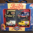 PEPSI-COLA CUSTOM REPLICA DIE CAST METAL COLLECTION by Golden Wheel Die Casting FTY!