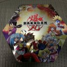 BAKUGAN BATTLE BRAWLERS COLLECTORS TIN INCLUDES 15 BATTLE BRAWLERS & 46 CARDS!