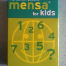 Mensa for Kids: 75 Number Puzzles by Chronicle Books Staff!