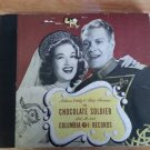 The Chocolate Soldier 78's Album with Nelson Eddy & Rise Stevens Columbia Records Oscar Strauss!