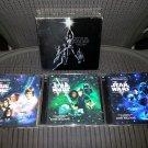 Star Wars Trilogy 6 Disc CD Box Set - Skywalker Symphony Orchestra by Sony!