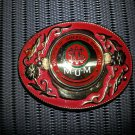MUM Society of American Magicians Oval Belt Buckle!