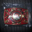 MUM Society of American Magicians Rectangular Belt Buckle!