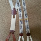"TRAFALGAR LIMITED EDITION ""IT'S A DOG EAT DOG WORLD"" SUSPENDERS/BRACES - EXCELLENT CONDITION!"