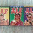 ALF COMPLETE SEASON TWO, THREE & FOUR 12 DVD BUNDLE - EXCELLENT CONDITION!