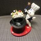 Pillsbury Doughboy™ Abracadabra! Votive Holder from the Danbury Mint!