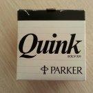 Parker Quink Permanent Ink Refill, 2-ounce Bottle, Black (SOLV-X)!