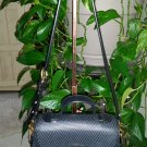 Authentic Vintage Mark Cross Sachel Shoulder or Hand Bag - CLASSIC!