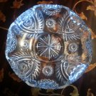 """Antique Cupped Bowl circa 1908 """"Atlanta"""" by Westmoreland Pattern #228-STAR & PLUME DESIGN-VERY RARE!"""