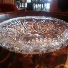 "Antique Cupped Bowl circa 1904 ""Fernburst"" Pattern - FERN & STAR DESIGN - VERY RARE!"