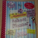 My Awesome School Planner (Best Friends Club) Paperback by Parragon!