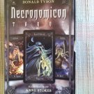 Necronomicon Tarot (Necronomicon Series) Cards – March 5, 2012 by Donald Tyson!