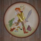 The Disney Collection Disney's Magic Memories Collections The Black Cauldron 3D Relief Plate!