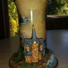 Thomas Kinkade Welcoming Lights Inspirational Lighthouse Candleholder Collection - Light of Hope!