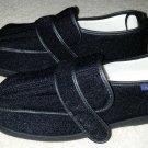 Pulman New City Footwear Comfort Shoe for Diabetics/Edema - Size 8 (39) - Black!