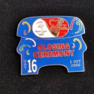 Olympic Pin Coca-Cola Closing-Ceremony Sydney-2000 - Logo Pin - USA-Release!