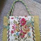 Vintage Walborg Tapestry Handbag with tassels!