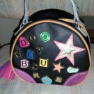 Dooney & Bourke Charm Mini Bowler Satchel Handbag #48356!