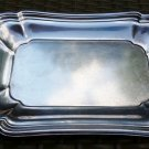 Vintage Chadwick International Silver Company Silverplate 1513 Under Plate Tray!