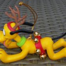 "Pluto ""Reindeer"" Disney Christmas Magic Hanging Ornament by Grolier - in Box!"