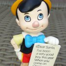 Pinocchio Disney Christmas Magic Hanging Ornament by Grolier - in Box!