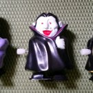 VINTAGE Halloween Wind-Up Toys - Monsters - FRANKENSTEIN, DRACULA & the MUMMY!!