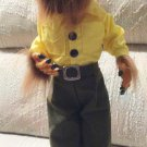 Universal Studios Motion-ette The WolfMan Werewolf Figurine - RARE - MOTION & SOUND by TELCO 1992!