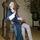 Lladro Justice 1988-93 Figurine Limited Edition #5489G by SALVADOR FURIO - retired - RARE!